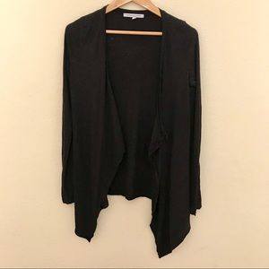 Foreign Exchange Drape Cardigan